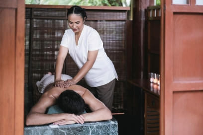 Chiva-Som Outdoor Massage