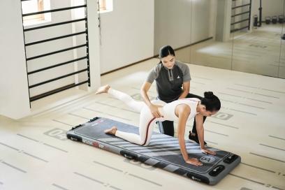 Chiva-Som Total Body Instability Exercise