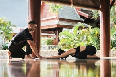 Chiva-Som Yoga