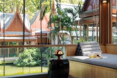 Thai Pavilion Terrace