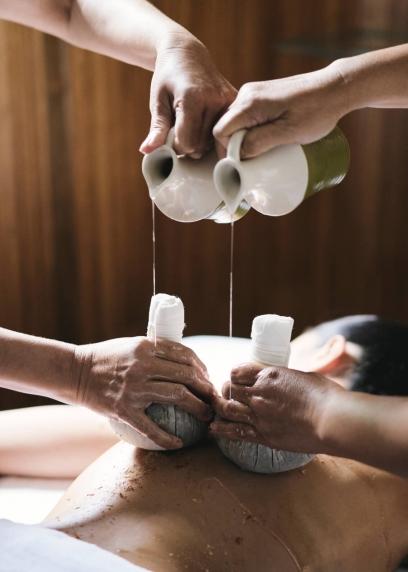 Chiva-Som South Indian Massage