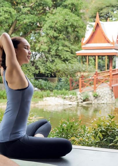 Thai Pavilion sala relaxation