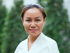 Kathy Moonsri Holistic Health Trainer Chiva-Som
