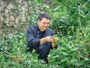 Paisarn Cheewinsiriwat Cuisine Director Chiva-Som